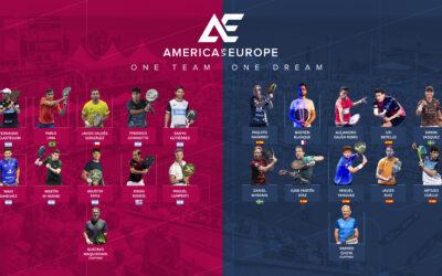 America vs Europa, llega la Laver Cup del Padel
